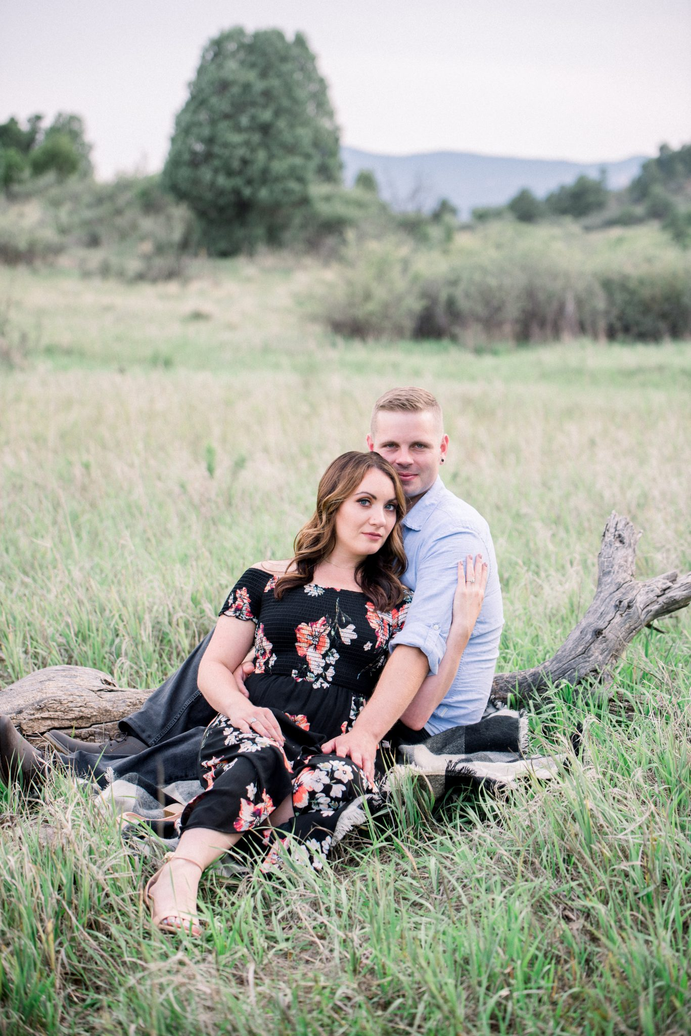 Garden of the Gods Engagement Session 9