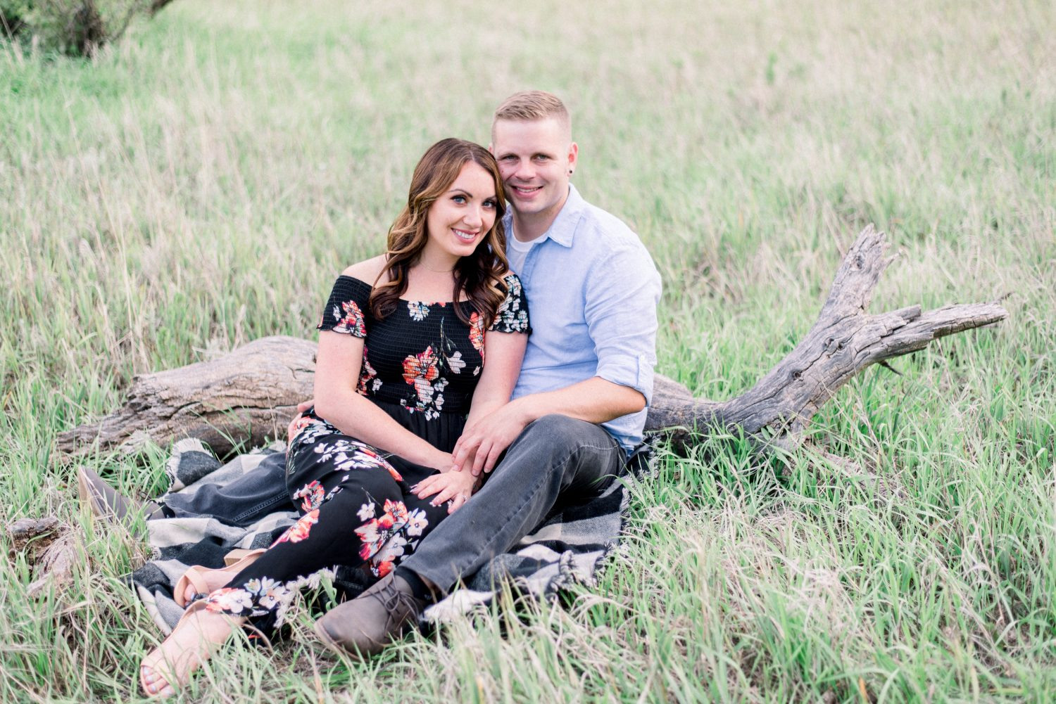 Garden of the Gods Engagement Session 10