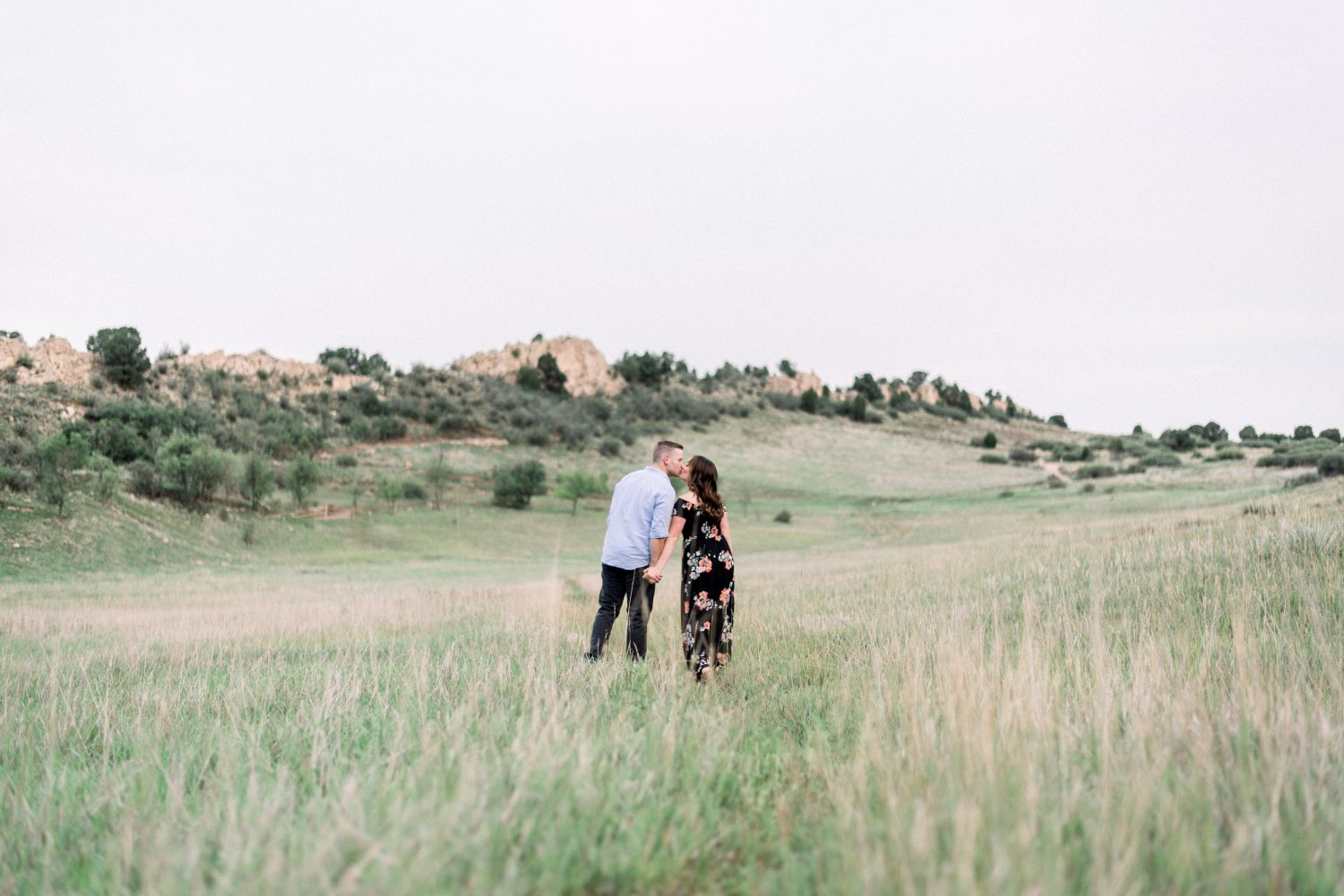 Garden of the Gods Engagement Session 11