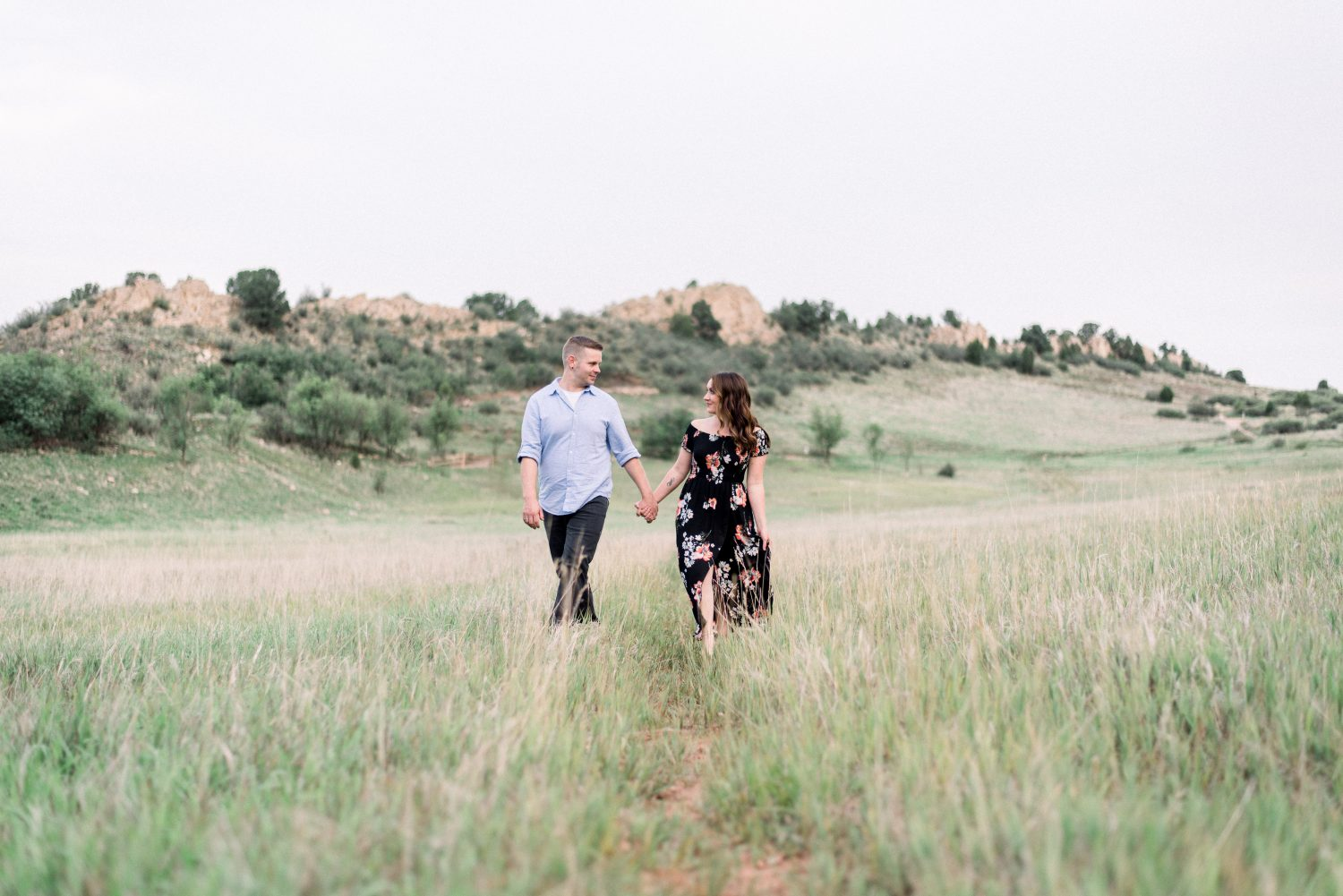 Garden of the Gods Engagement Session 12