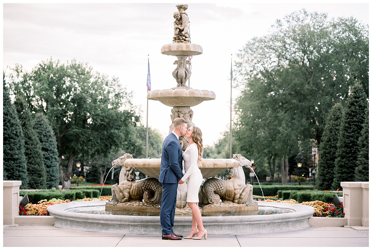 Broadmoor Hotel in Colorado Springs Engagement Photographer