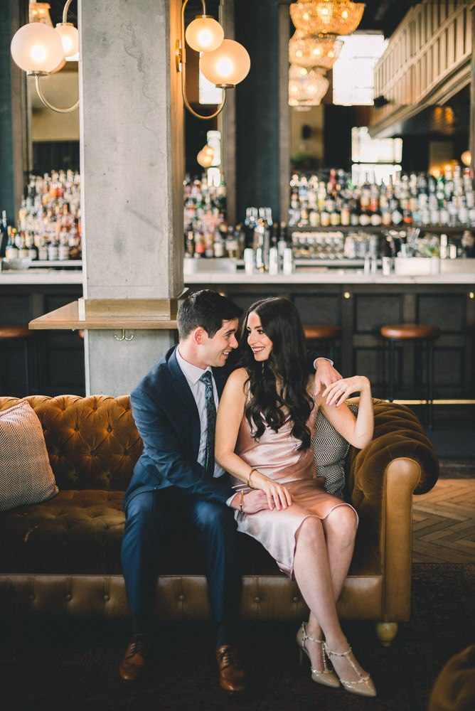 Ramble Hotel Downtown Denver Engagement 55
