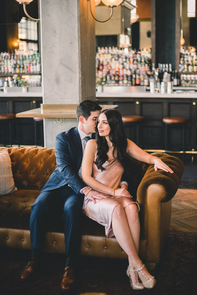 Ramble Hotel Downtown Denver Engagement 51