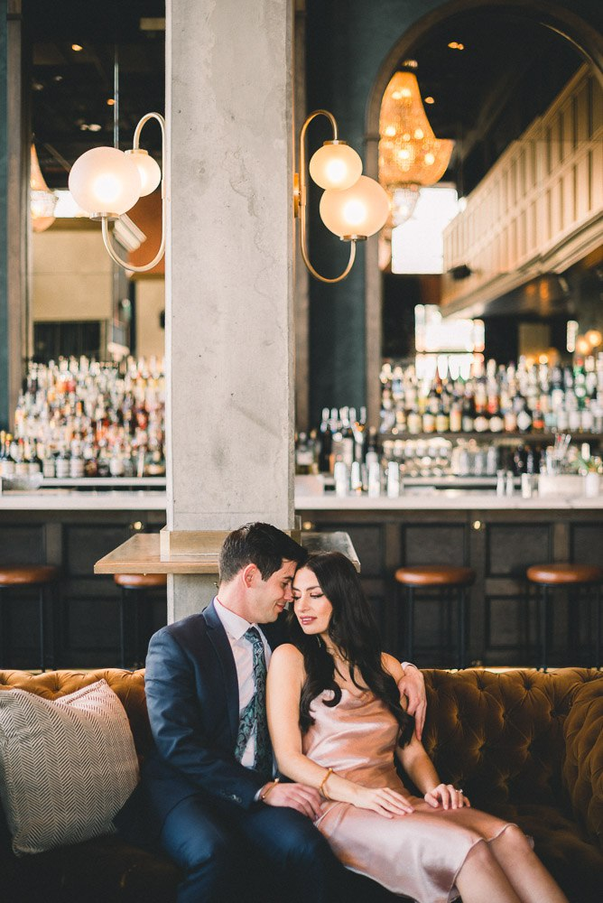 Ramble Hotel Downtown Denver Engagement 46