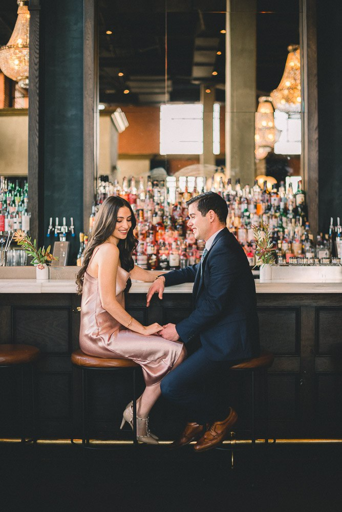 Ramble Hotel Downtown Denver Engagement 44