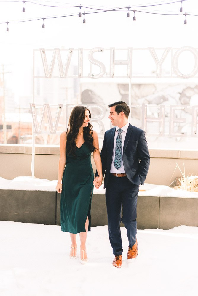 Ramble Hotel Downtown Denver Engagement 17