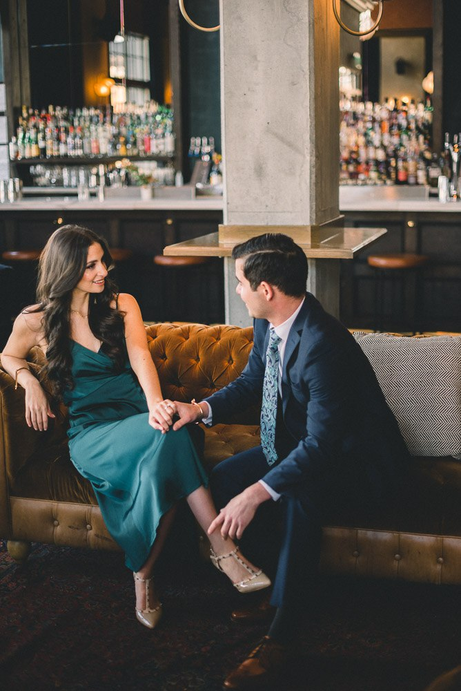 Ramble Hotel Downtown Denver Engagement 13