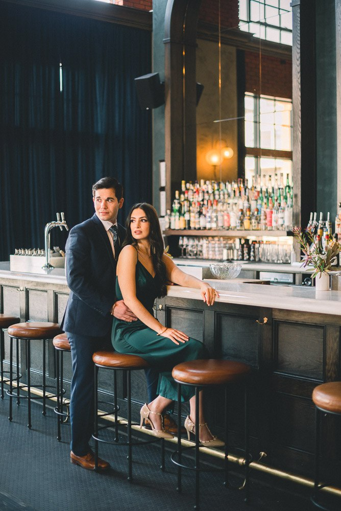 Ramble Hotel Downtown Denver Engagement 5