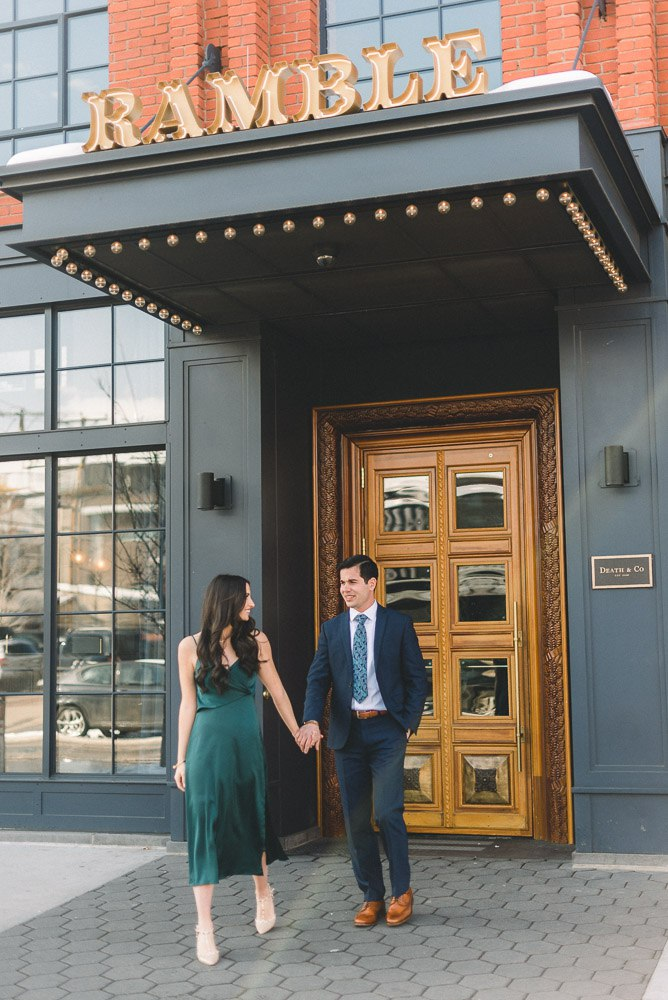 Ramble Hotel Downtown Denver Engagement 3