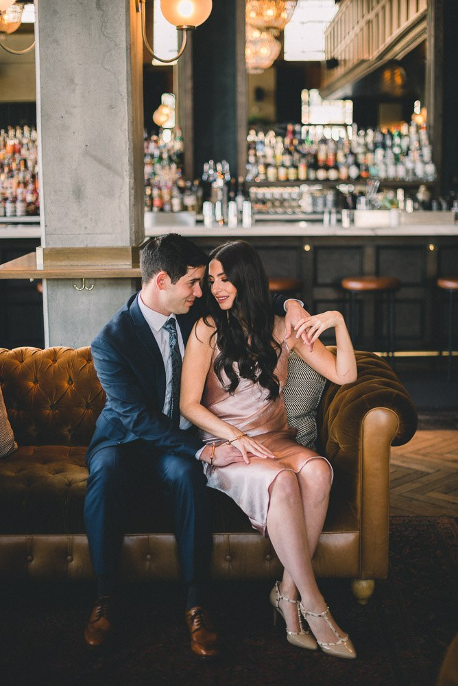 Ramble Hotel Downtown Denver Engagement 58