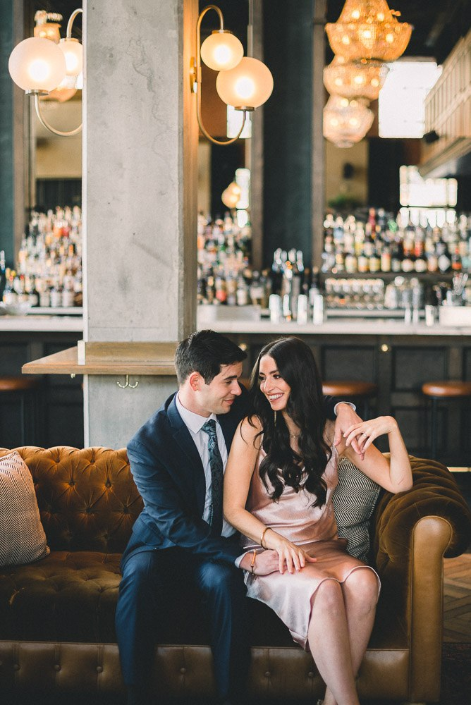 Ramble Hotel Downtown Denver Engagement 56